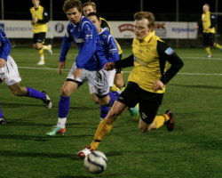 Hana tapte 0-5 mot Skjold